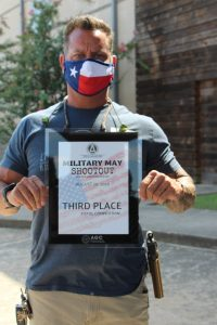 Jeffrey Ackerman AGC - Houston Vets in Construction Shoot-Out - SentriForce
