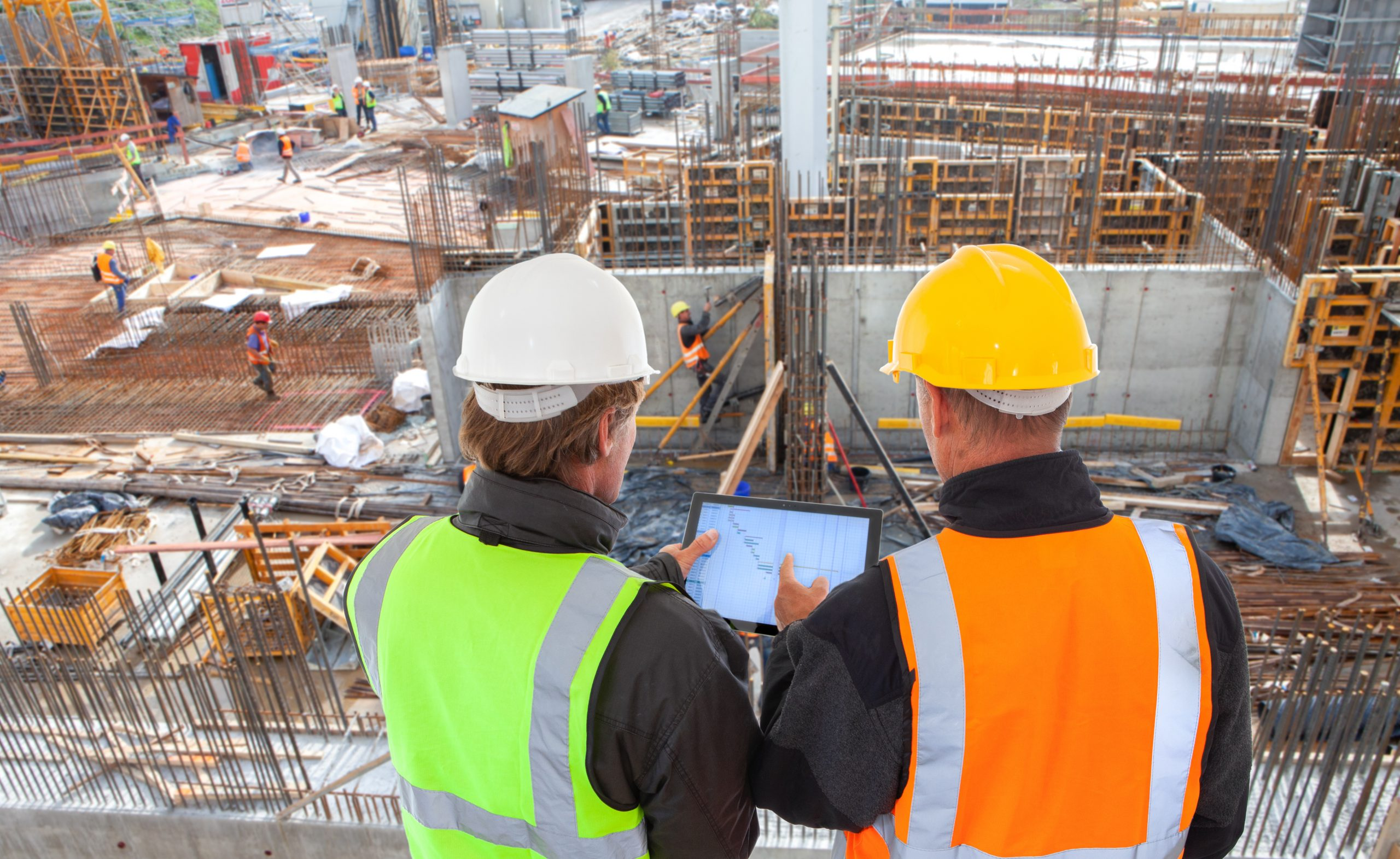 How New Technology Can Benefit Your Construction Site