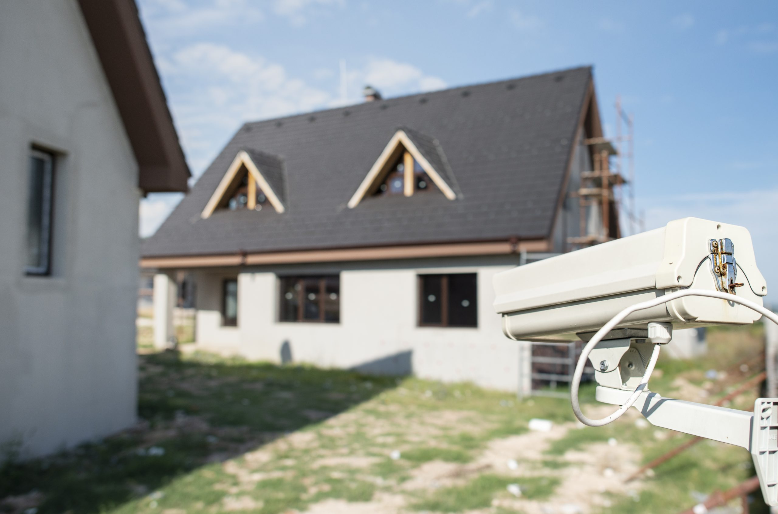 How To Utilize Surveillance For Better Jobsite Security