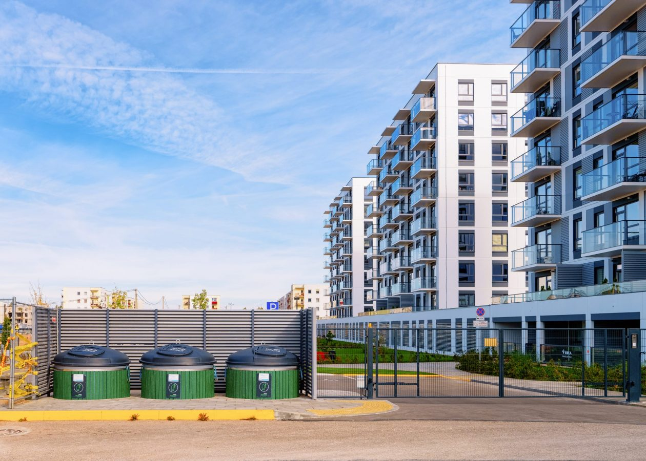 Cost of different security options for apartment communities